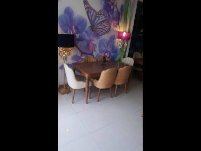تولید و پخش انواع میز و صندلی و نهارخوری چوب و هنر - بورس ناهار خوری در بازار مبل نعمت آباد