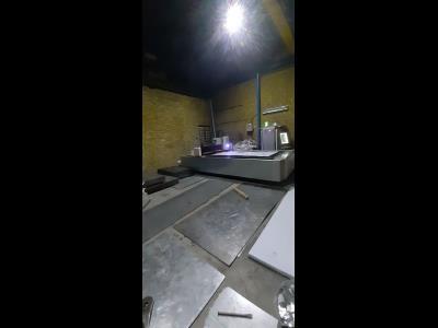 برش لیزر  cnc اکرامی - برش لیزر ورق های آهن - استیل - شهرک صنعتی چهاردانگه