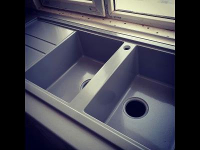 سینک های گرانیتی باواریا - سینک - سینک ظرفشویی - مرزداران